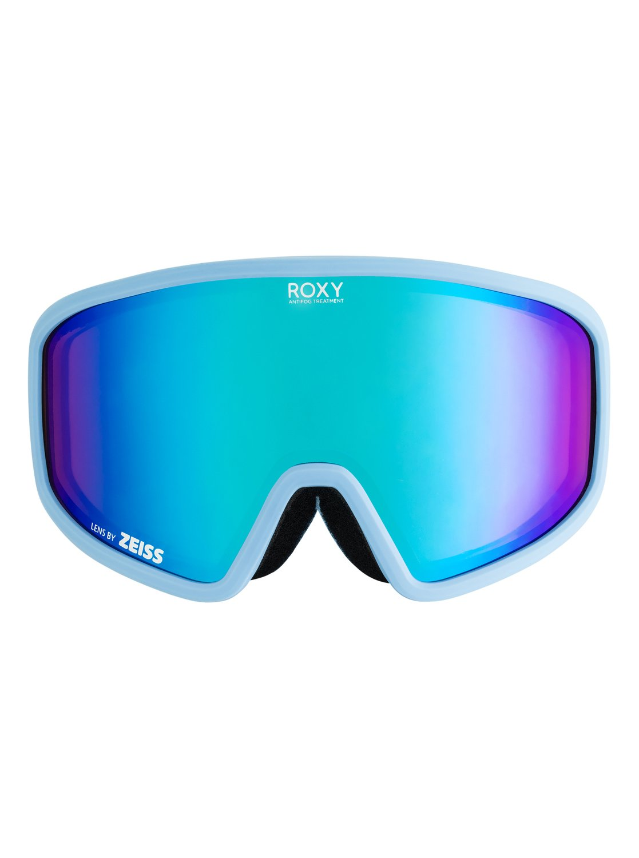 ed979ca5bd6ad 1 Feenity - Ski Snowboard Goggles for Women Blue ERJTG03061 Roxy