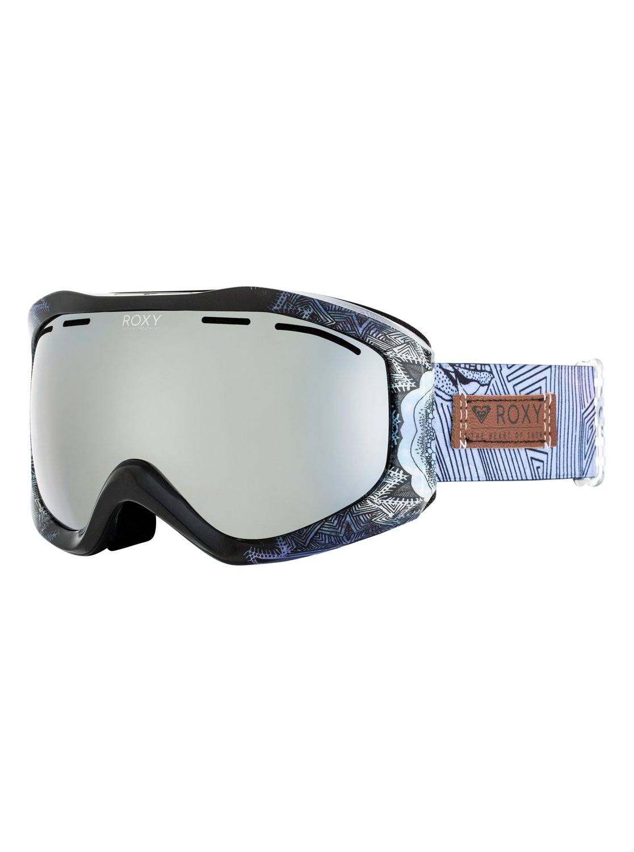 e8157574bdc65 0 Sunset Art Series - Ski Snowboard Goggles for Women Blue ERJTG03065 Roxy