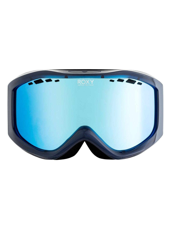 e3fe563fb667e 1 Sunset - Ski Snowboard Goggles for Women Pink ERJTG03068 Roxy