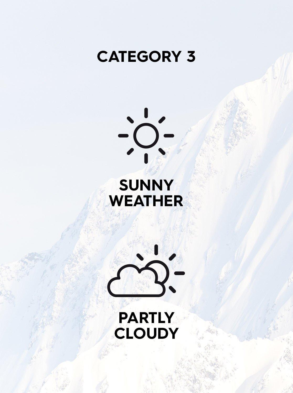 82bdfd3de1389 3 Sunset - Ski Snowboard Goggles for Women White ERJTG03068 Roxy