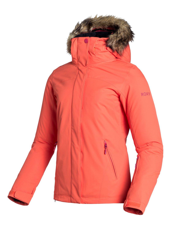 9e6c78e53f5f Jet Ski Solid - Snowboard Jacket ERJTJ03005