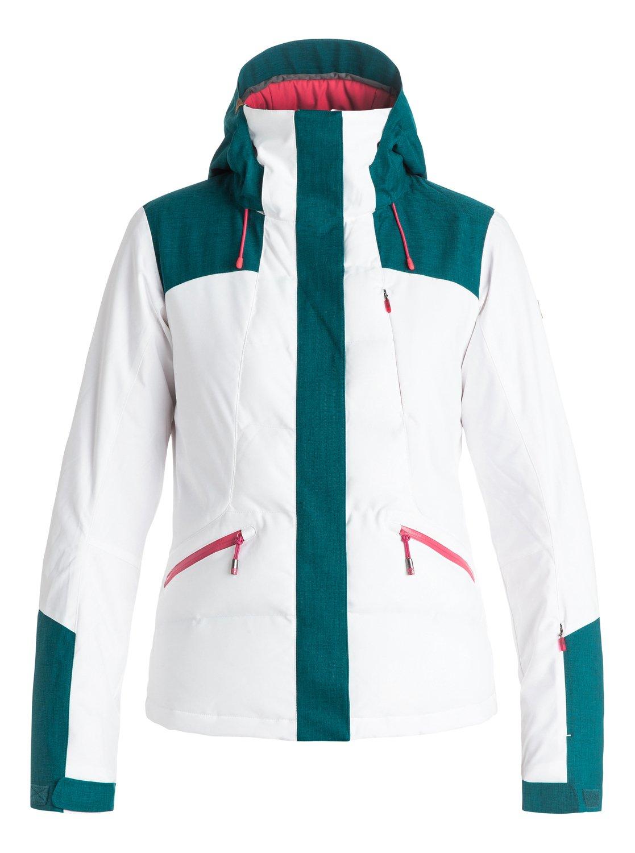 0 Flicker - Snow Jacket ERJTJ03042 Roxy adee7c208
