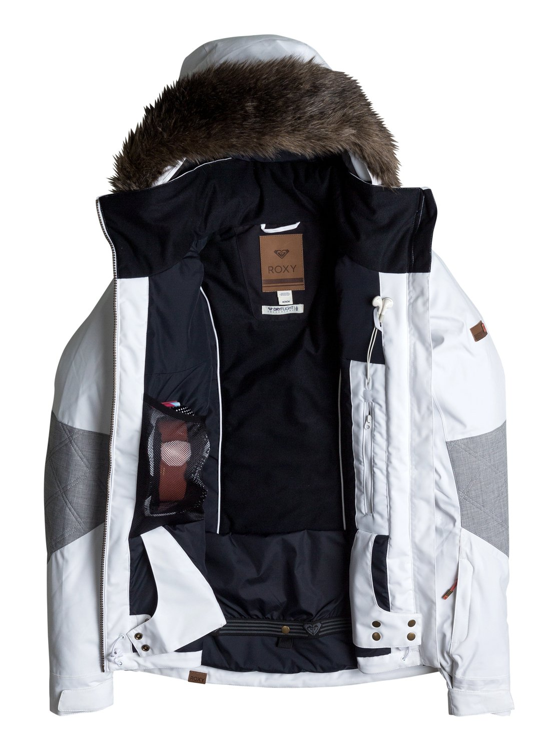 6909e123932 2 Atmosphere - Snow Jacket ERJTJ03044 Roxy
