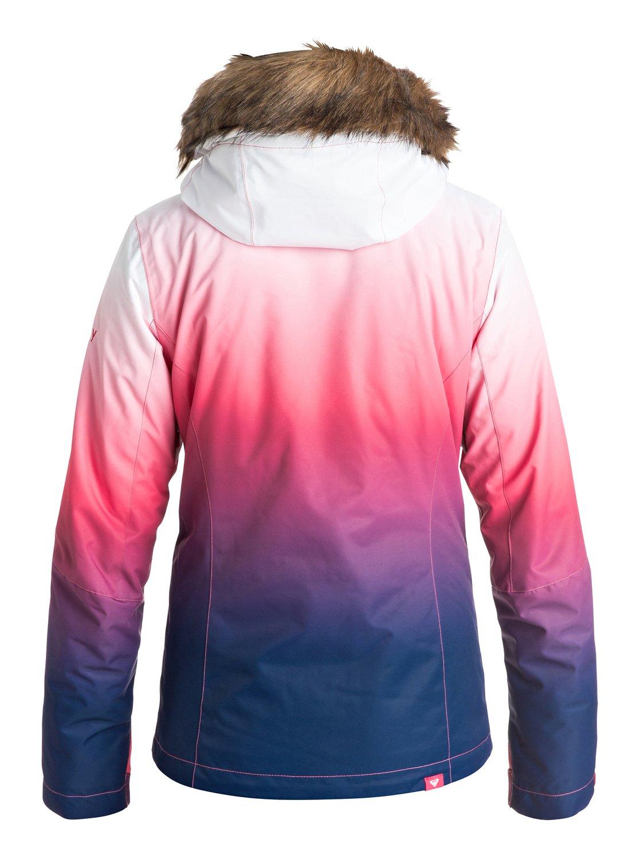 Ski Jacket Snow Gradient Roxy Erjtj03076 Jet fq84ASnw