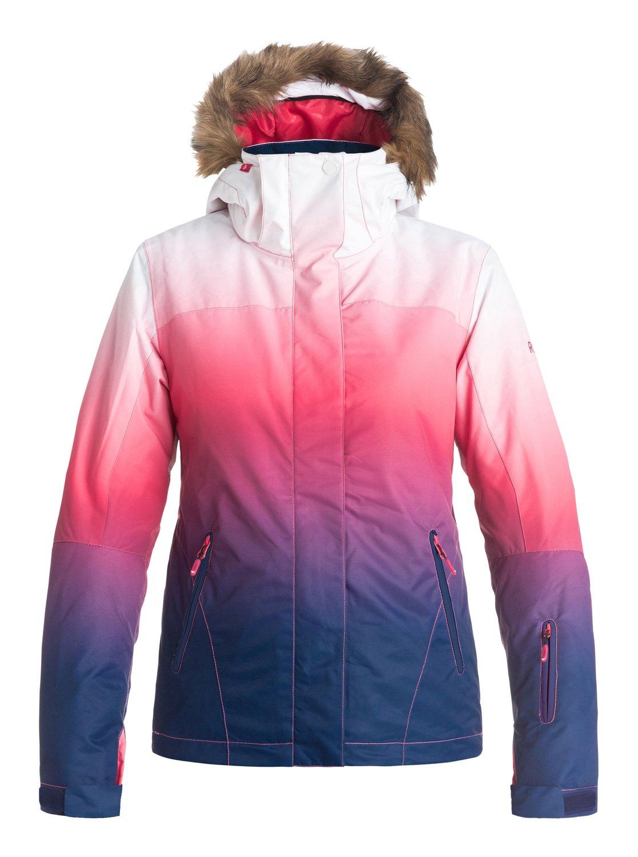 Jet Ski Gradient Snow Jacket Erjtj03076 Roxy
