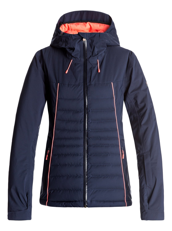 tracer veste de snow pour femme erjtj03106 roxy. Black Bedroom Furniture Sets. Home Design Ideas