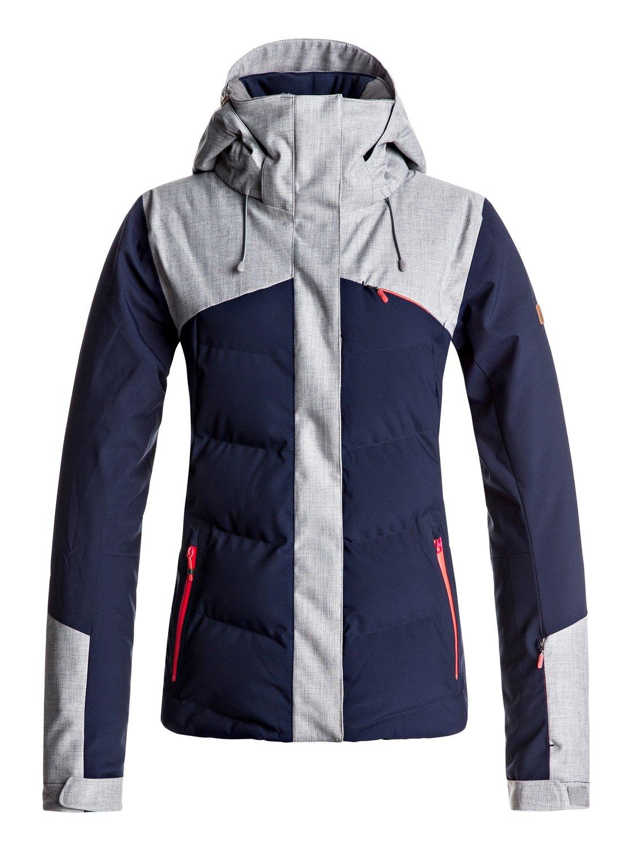 72d9bcd3a531 0 Сноубордическая куртка Flicker Синий ERJTJ03109 Roxy