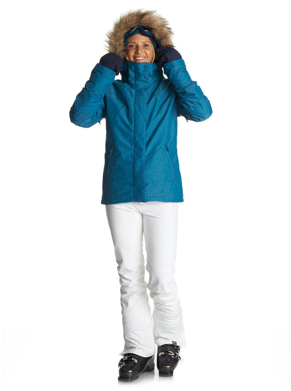 3 Jet Ski - Snow Jacke für Frauen Blau ERJTJ03131 Roxy 2e8ab3da2d