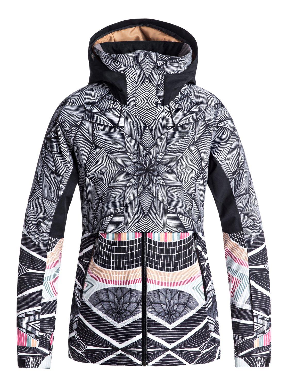 Voor Frozen Flow Snowboardjack Dames Erjtj03155Roxy roQdxeBCWE