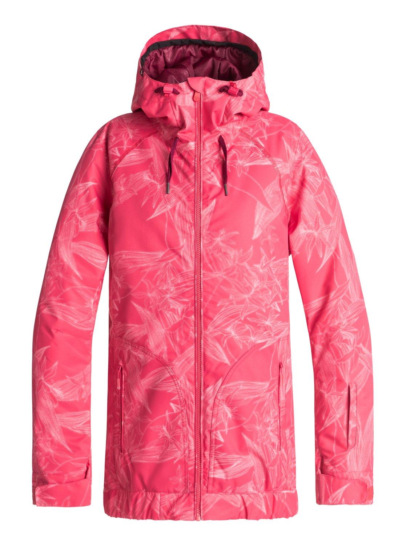 684a39b6d82 0 Valley - Snow Jacket for Women Pink ERJTJ03161 Roxy