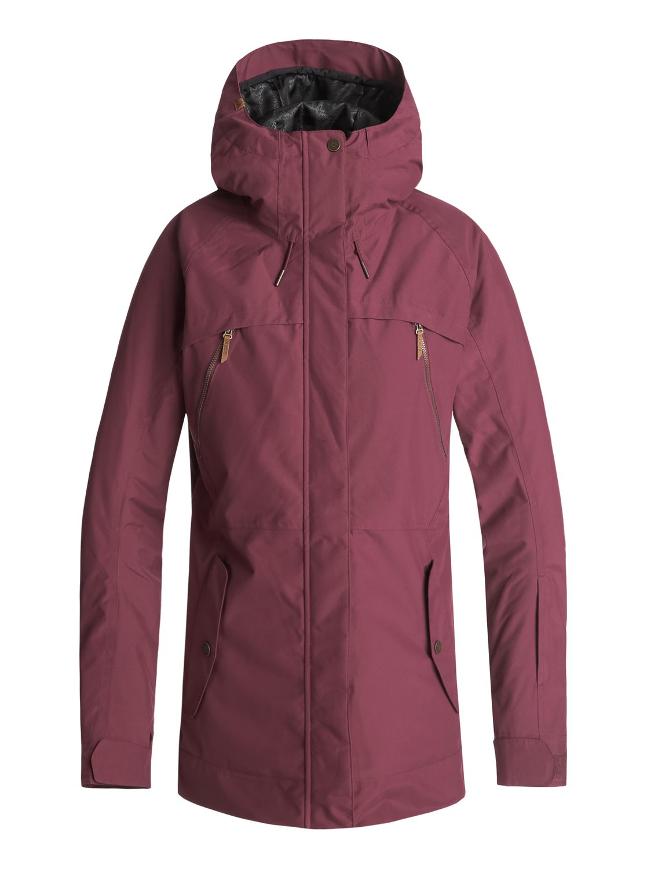 0 Tribe - Veste de snow pour Femme Rouge ERJTJ03166 Roxy 1ff4f7689fb