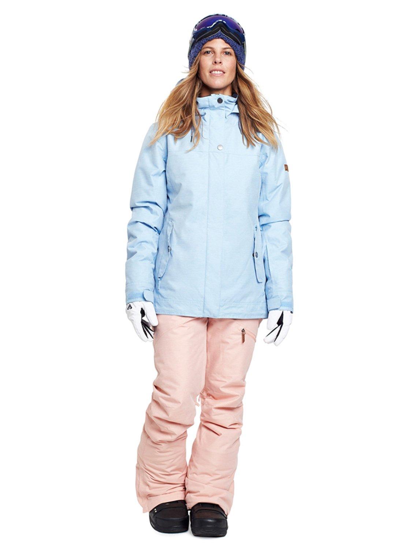 3 Billie - Veste de snow pour Femme Bleu ERJTJ03174 Roxy 24446ccab2b