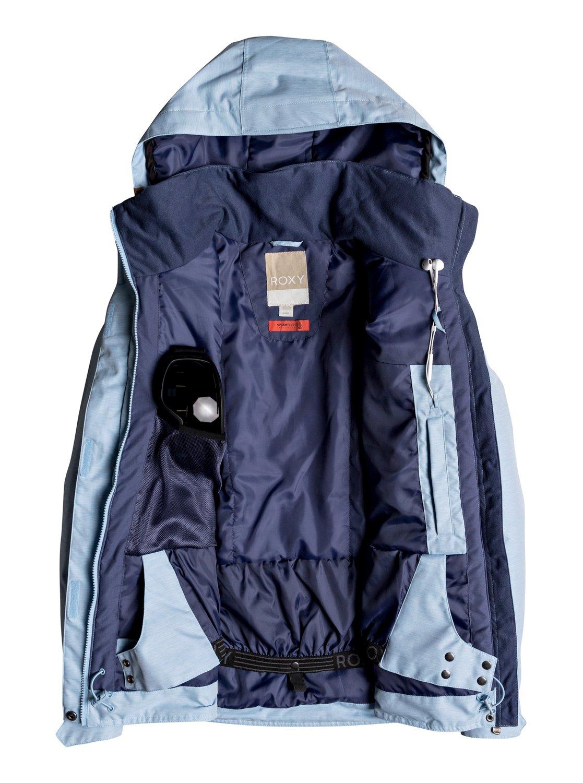 2 Billie - Veste de snow pour Femme Bleu ERJTJ03174 Roxy d8f2a3f9ce1