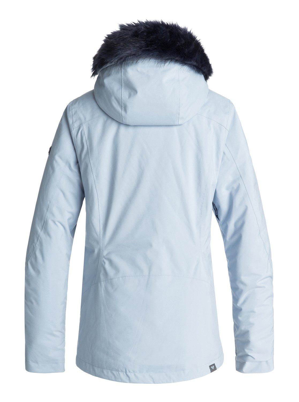1 Down The Line - Snow Jacket for Women Blue ERJTJ03185 Roxy e7ce0c0c2