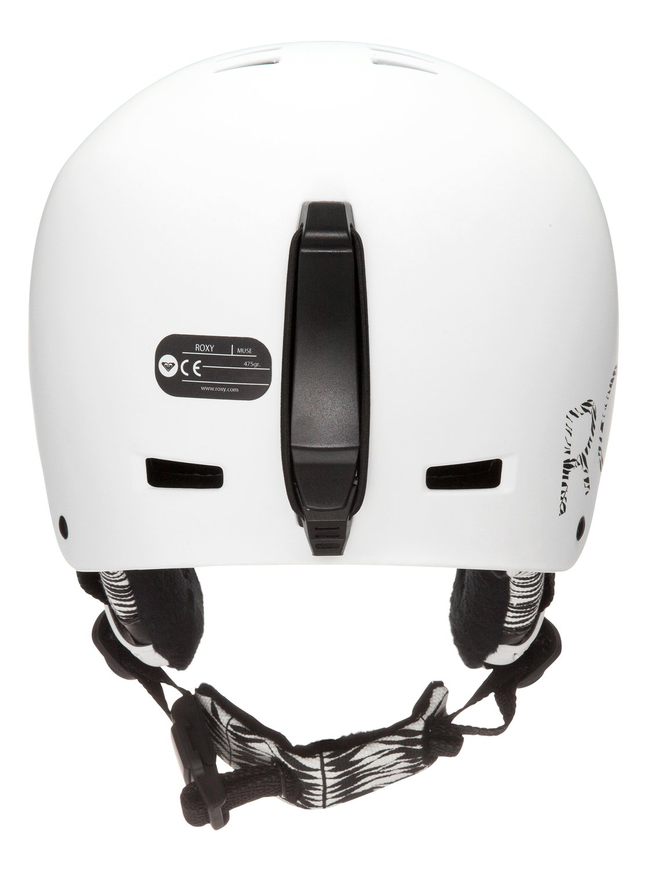 fa59aa4af57 3 Muse - Snowboard Ski Helmet Black ERJTL03022 Roxy