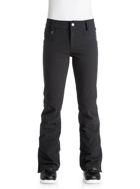 Creek Pants In Black - Kvj0 Roxy