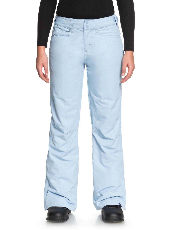 0 Backyard - Pantalones Para Nieve para Mujer Azul ERJTP03056 Roxy 044093e0ced3