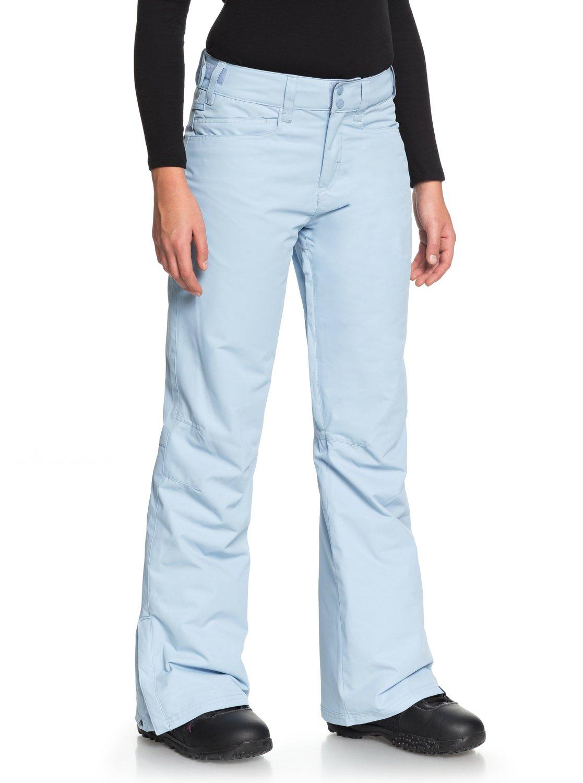 1 Backyard - Pantalones Para Nieve para Mujer Azul ERJTP03056 Roxy 146936ecbbde
