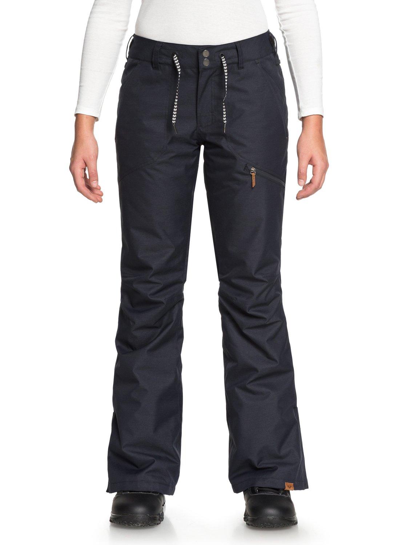 0 Nadia - Snow Pants for Women Black ERJTP03062 Roxy cf230ad601