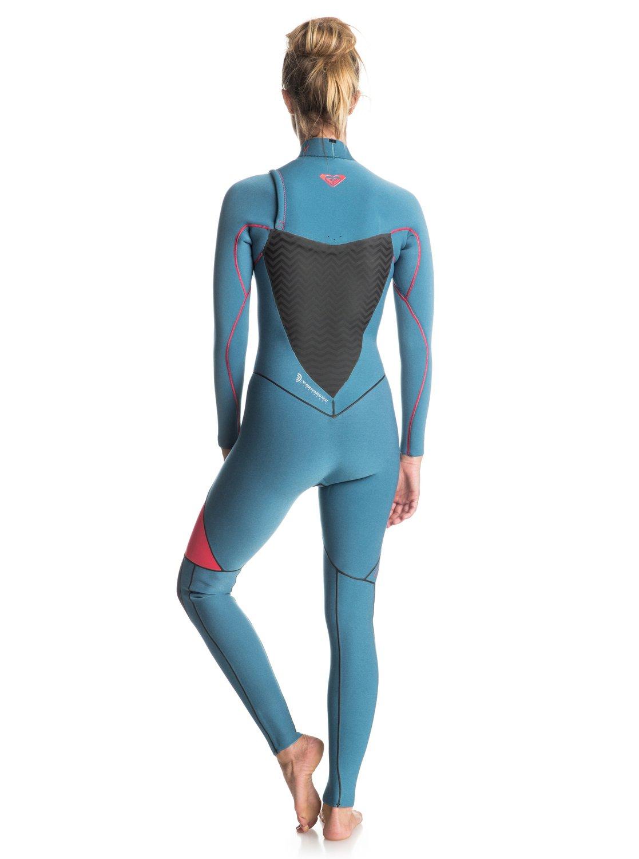f724d0d7f5 1 Performance 3 2mm - Chest Zip Full Wetsuit ERJW103002 Roxy