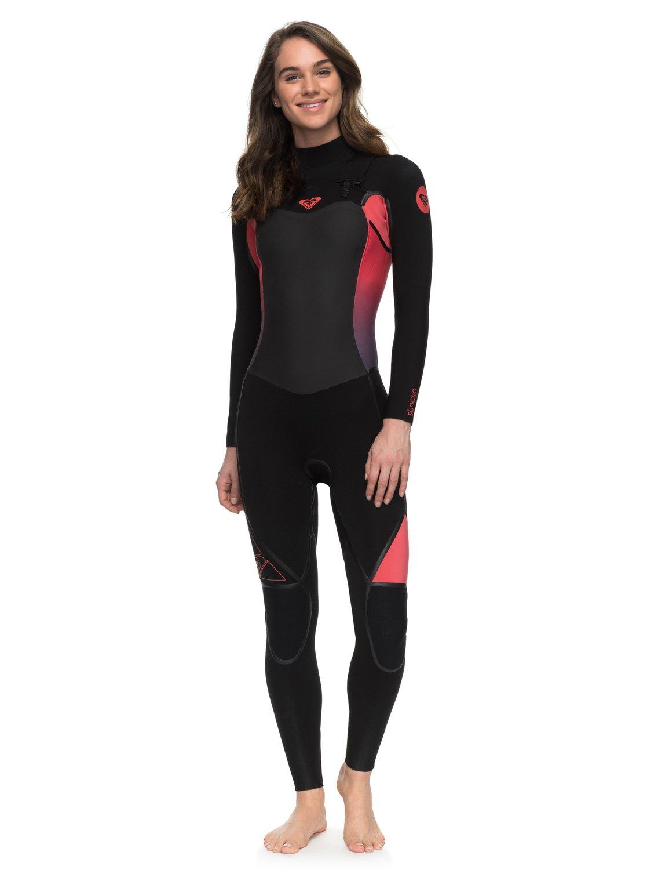 0c4071f613 0 Syncro 3 2mm - Chest Zip Full Wetsuit ERJW103007 Roxy
