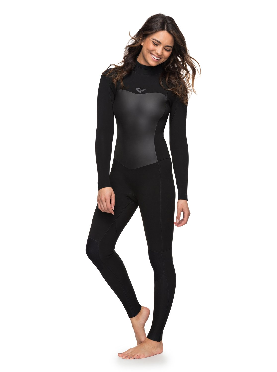 5f7971f7d4 5 4 3mm Syncro Series - Back Zip GBS Wetsuit for Women 3613373596161 ...