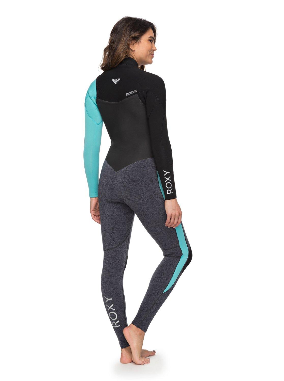2 3 2mm Performance - Traje de surf con cremallera en el pecho para Mujer c19192980f4