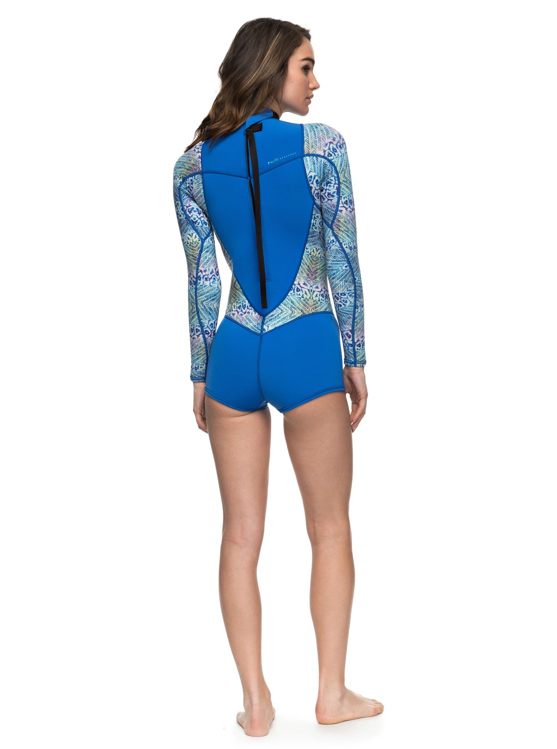 346c97330f ROXY 2mm Syncro Series Long Sleeve Back Zip FLT Springsuit ...