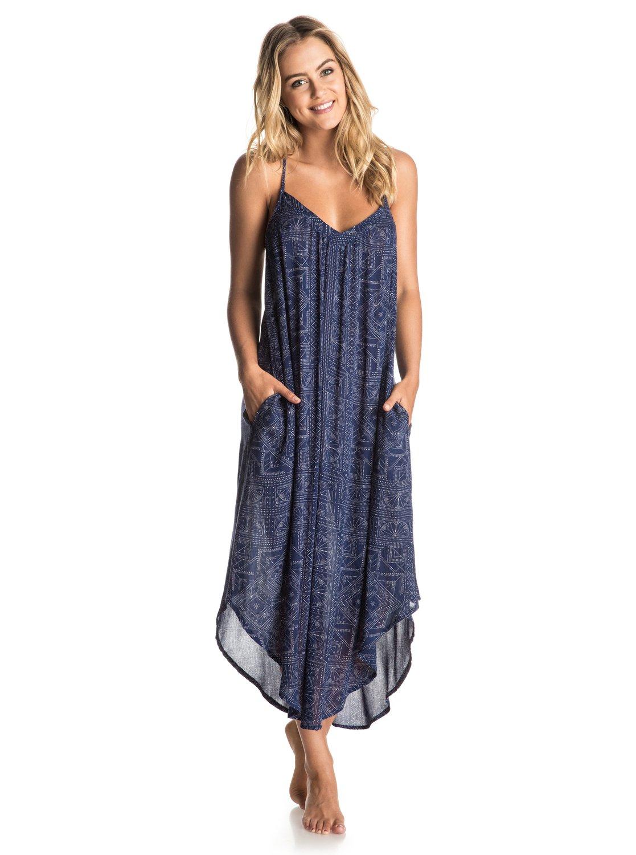 Kat Fish Midi Dress ERJWD03076 | Roxy