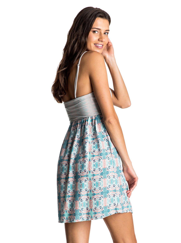 3 Crystal Light Strapless Dress Erjwd03107 Roxy