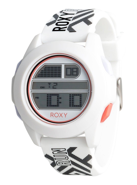 5b84d14cf95 0 Inspire - Digital Watch for Women White ERJWD03164 Roxy