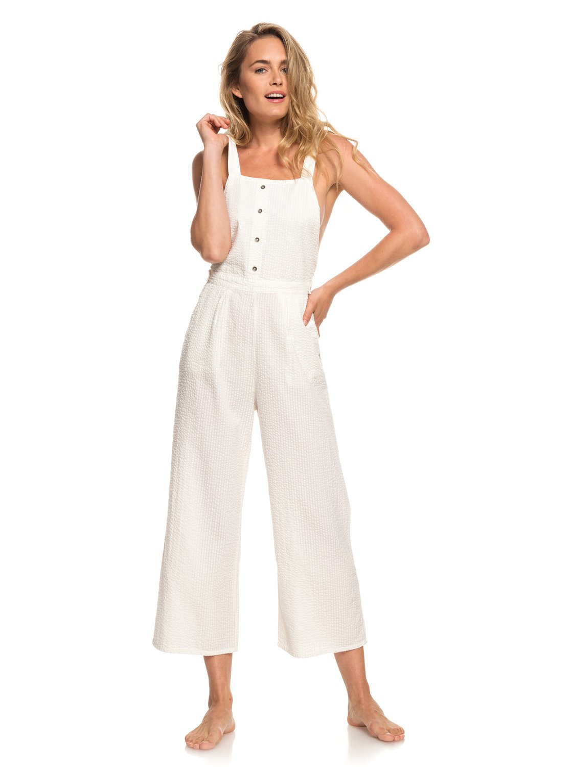 57e89b0bfe1a Image is loading Roxy-West-Cozy-Place-Strappy-Jumpsuit-ERJWD03301