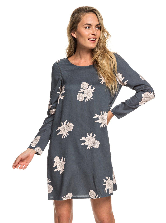 0 Seaside Sense - Robe manches longues pour Femme Noir ERJWD03311 Roxy c66d1ac5a6dc