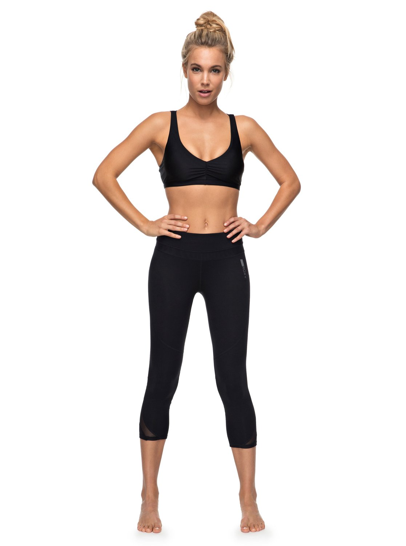 Hanakka Legging de yoga 34 pour Femme