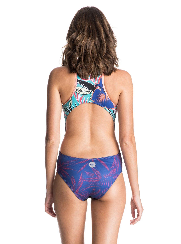 d58789f082 2 Pop Surf Polynesia One Piece Swimsuit ERJX103015 Roxy