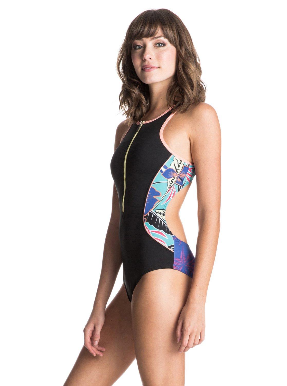 af5132b766 1 Pop Surf Polynesia One Piece Swimsuit ERJX103015 Roxy