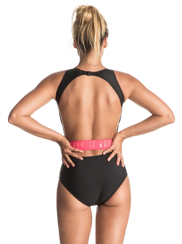 e7e42f1366bfd 2 Sand To Sea One Piece Swimsuit ERJX103039 Roxy