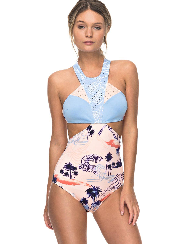 0fb0f6625f 0 Pop Surf One-Piece Swimsuit ERJX103073 Roxy