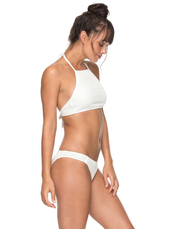 1 Surf Memory - Conjunto de Bikini Crop Top para Mujer Blanco ERJX203255  Roxy 646c935b774