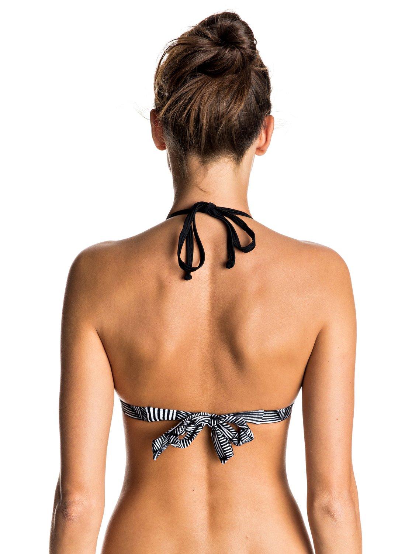 1 Mix Adventure - Moulded Tri Bikini Top Black ERJX303322 Roxy 2bf7ec7d130