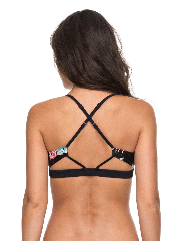 434e500e27 2 ROXY Fitness - Athletic Tri Bikini Top for Women ERJX303621 Roxy