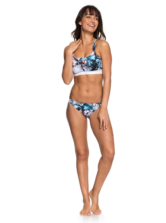 7970dc430f54a 1 ROXY Fitness Sporty Bra Bikini Top ERJX303746 Roxy