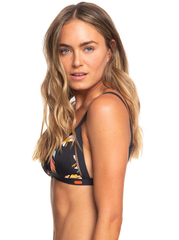 0 Dreaming Day - Haut de bikini triangle fixe pour Femme Noir ERJX303869  Roxy 758a8159e37