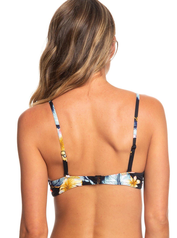 5 Dreaming Day - Haut de bikini bandeau moulé à armatures pour Femme Noir  ERJX303872 Roxy 7e7439254a3