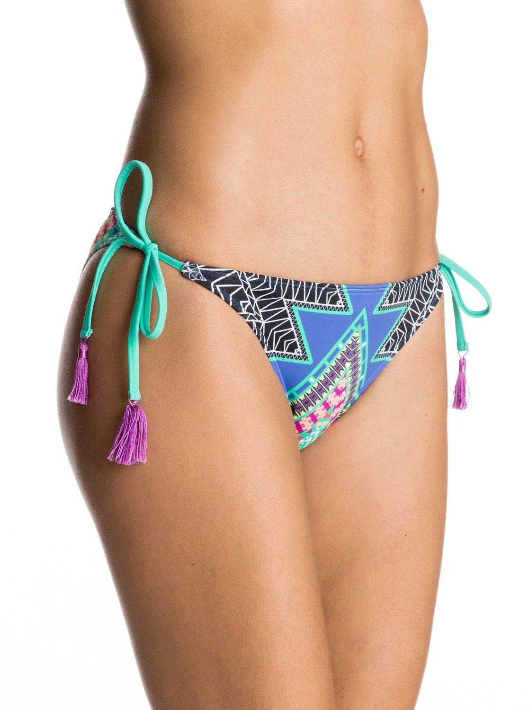 Roxy-Sweet-Memories-Bikini-Bottoms-Partes-De-Abajo-De-Bikini-Mujer