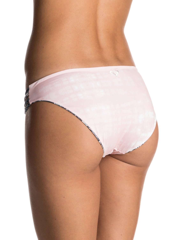 5dd16d1c0ea78 3 Printed Strappy Love Reversible 70 s Bikini Bottoms ERJX403343 Roxy