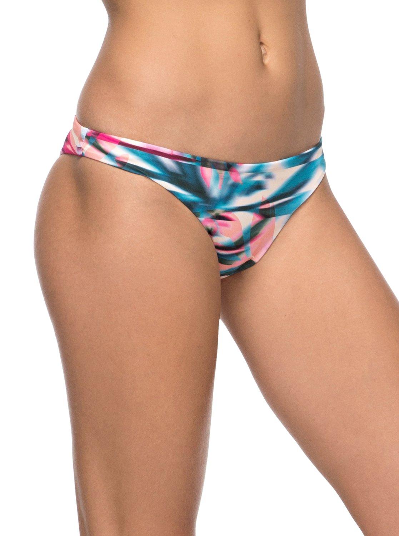 95ff66c9d7 0 Keep It ROXY - Bas de maillot de bain pour Femme Orange ERJX403476 Roxy
