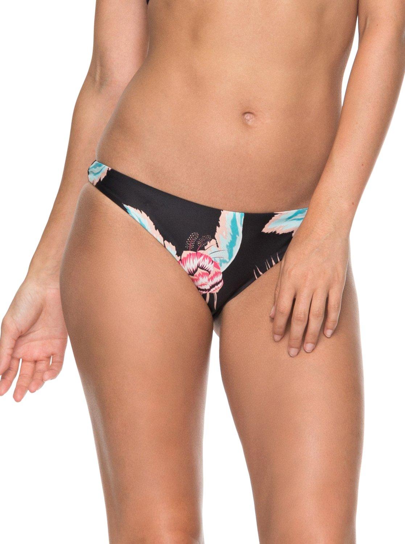 Roxy Fitness Surfer Bikini Bottom black Bikinis