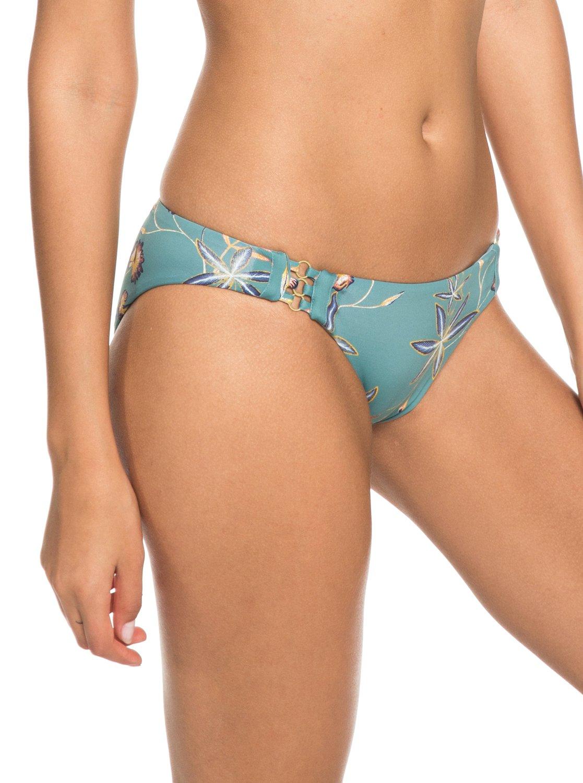 8ff888e527 1 Softly Love Full Bikini Bottoms Blue ERJX403610 Roxy