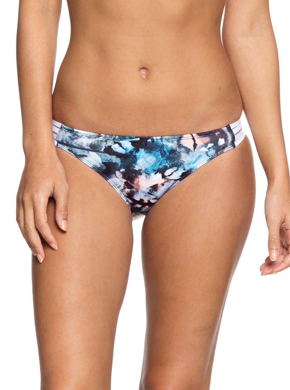 e355f63f1283 0 ROXY Fitness - Reguläres Bikiniunterteil für Frauen Blau ERJX403632 Roxy